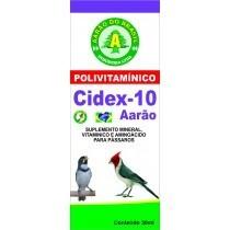 Cidex 10 - 10ml Aarão