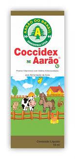 COCCIDEX-AARÃO LÍQUIDO 10ML