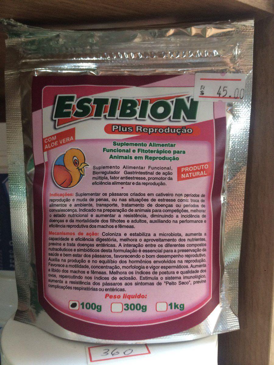 Estibion Reprodução 100g