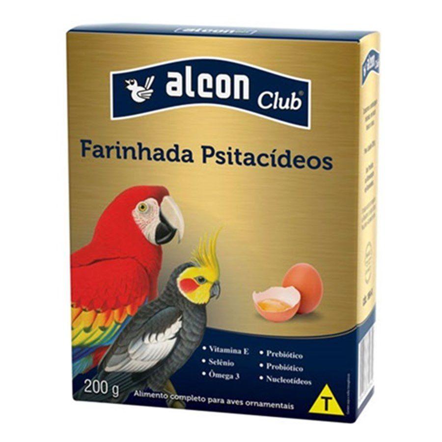 Farinhada Psitacideos com Ovos