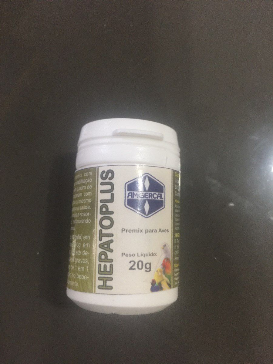 Hepatoplus  Amgercal