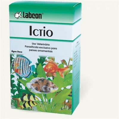 Labcon Ictio - Um dos melhores remédios para Ictio do mercado ( doença ponto Branco )15 ml