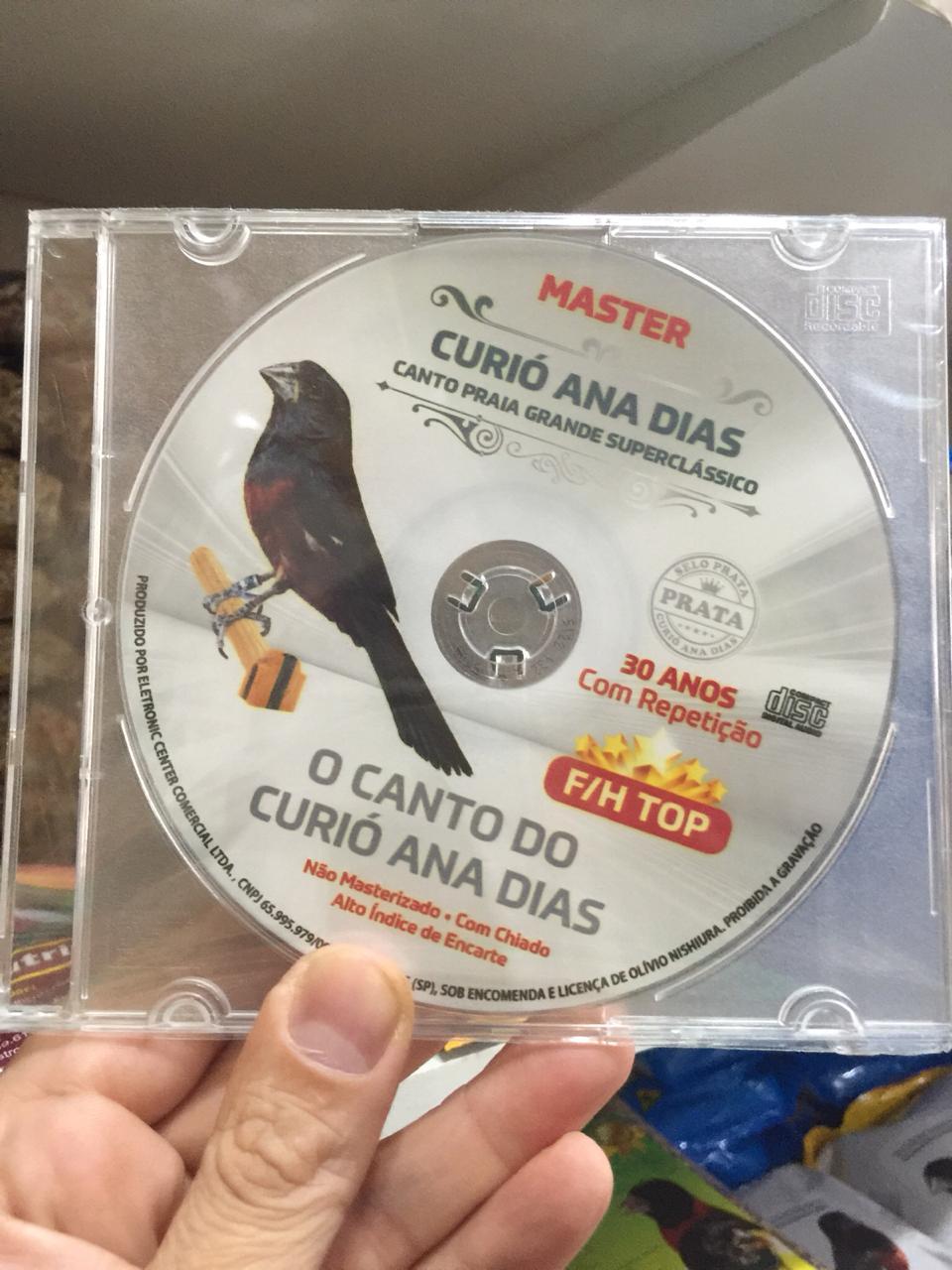 LANCAMENTO CD SELO PRATA FH 30 ANOS TOP COM REPETICAO