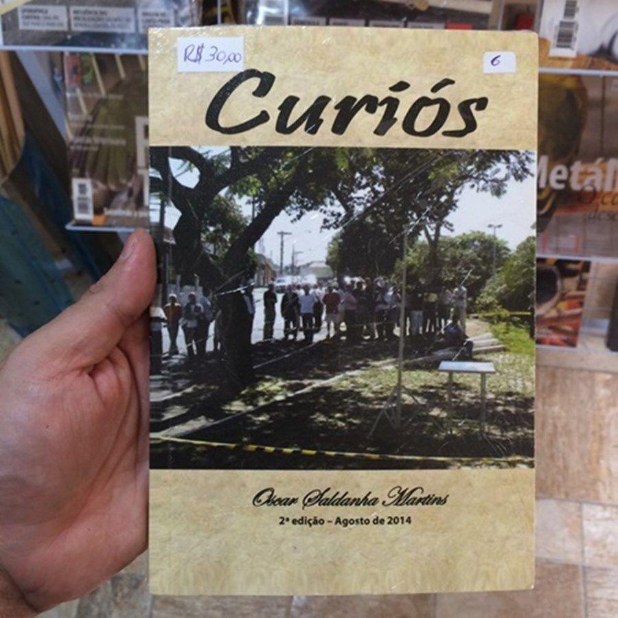 Livro Criação de Curios - 2 edição agosto 2014