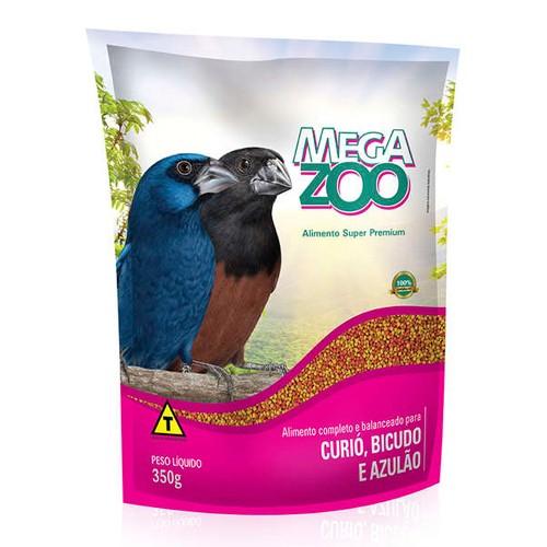 Megazoo - Curió, Bicudo e Azulão - 350g