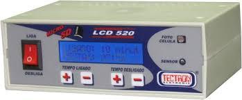 Modulo LCD 520 com cartão SD