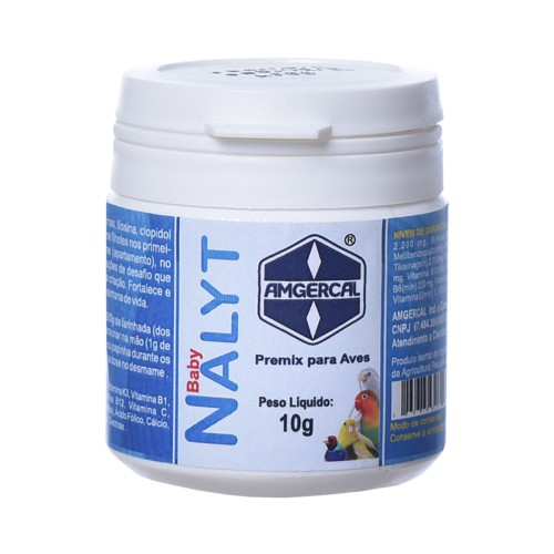 Nalyt Baby - 10g
