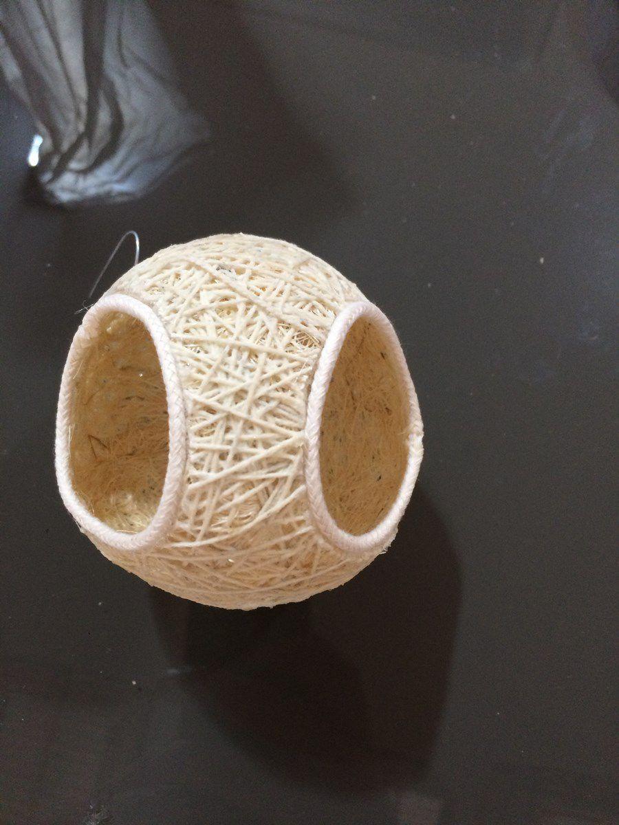 Ninho Bola para Criação de Coleiras e Sporophilas em Geral