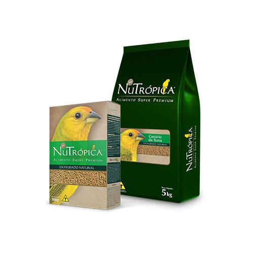 Nutrópica - Canário da Terra Natural - 300g
