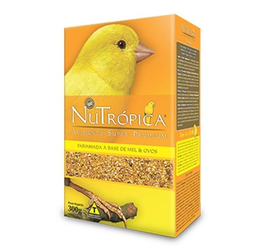 Nutropica Farinhada Mel e Ovos 300g
