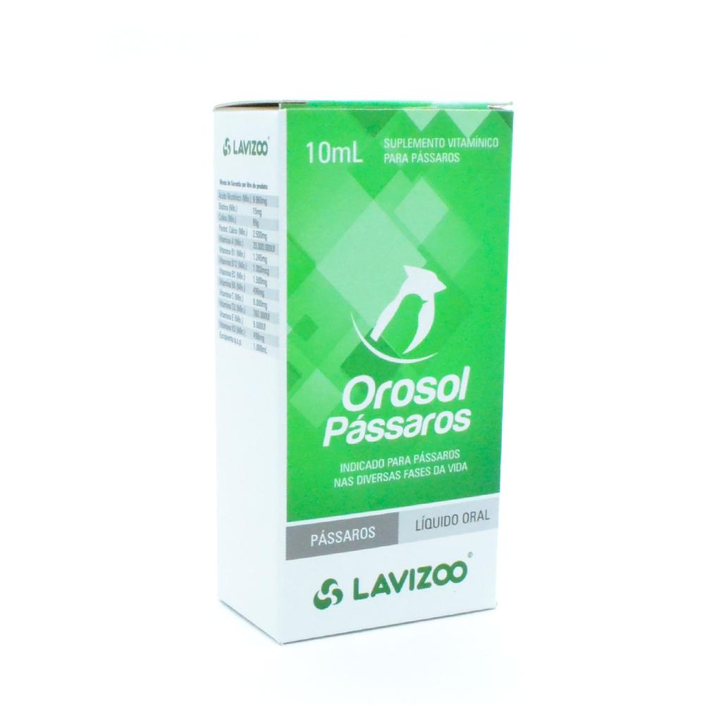 Orosol Complexo Vitamínico