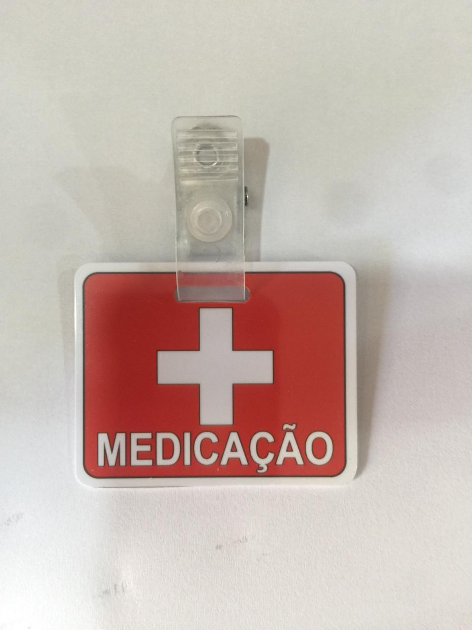 PLACA MEDICAÇÃO
