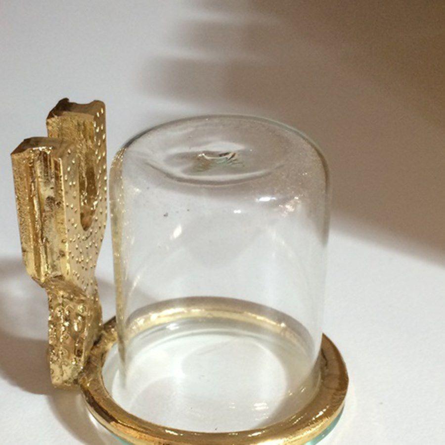 Porta vitamina Universo do Curio série Super Luxo Malha Fina