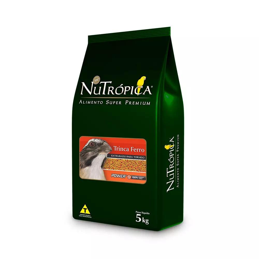 Ração Nutrópica Power Trinca Ferro 5 kg
