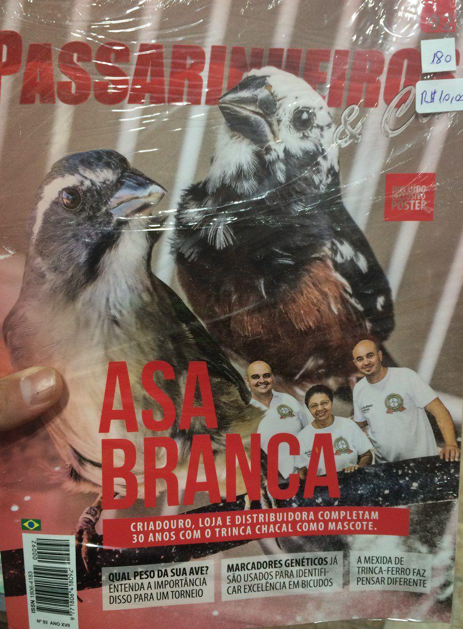 Revista Passarinheiros N92