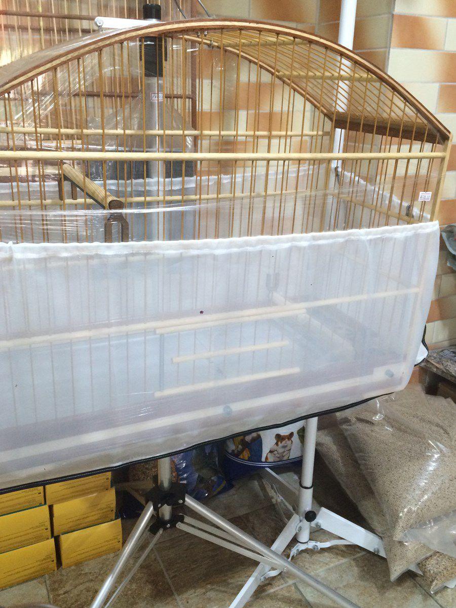 Saia Voal para Voadeiras / Criadeiras com até 87 cm comprimento