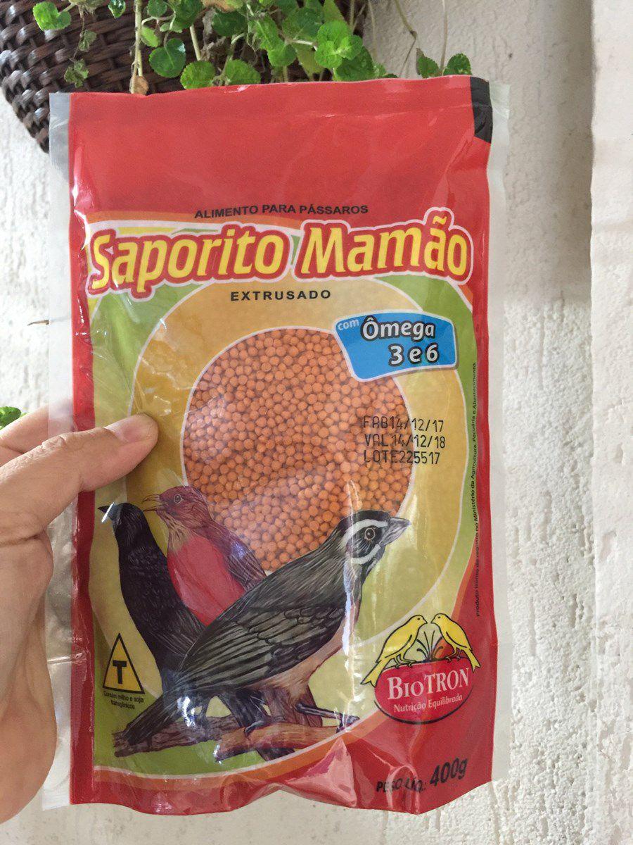 Saporito Mamao 400G