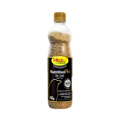 Sellecta Nutrition Plus SR-240 - Médio Porte 330g
