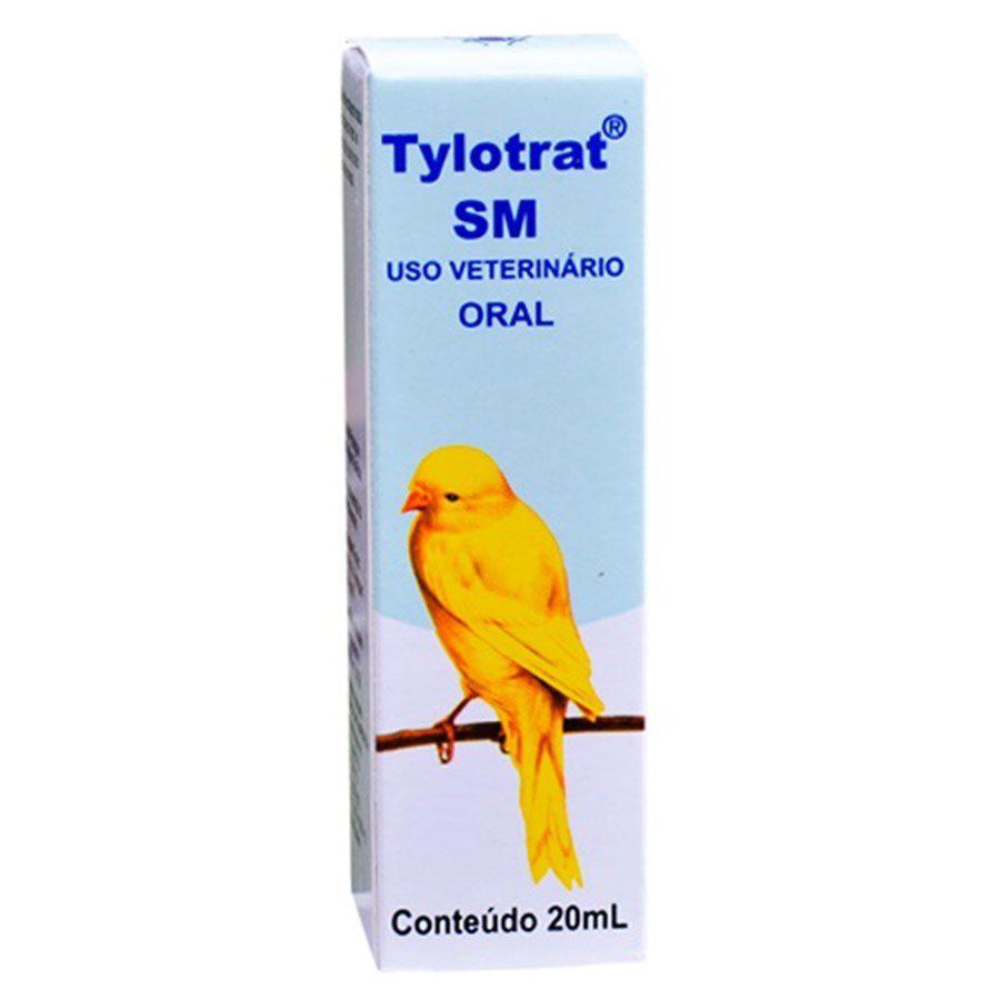 PROMOCAO:Tylotrat SM- 20ml