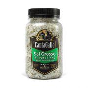 Sal Grosso & Ervas Finas 600gr Cantagallo