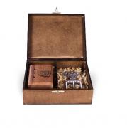 Tridente BBQ Cantagallo com Caixa de Presente