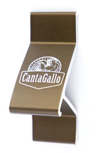 Abridor Parede Bronze Cantagallo