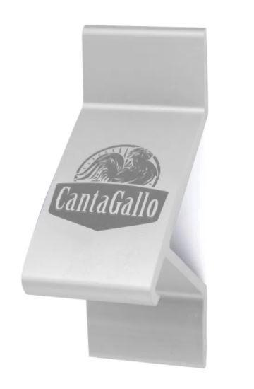 Abridor Parede Prata Cantagallo