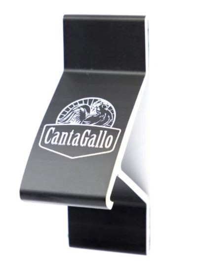 Abridor Parede Preto Cantagallo
