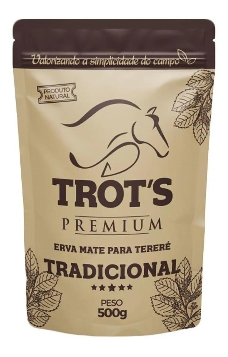 Erva Tereré Tradicional Premium 500g Trots