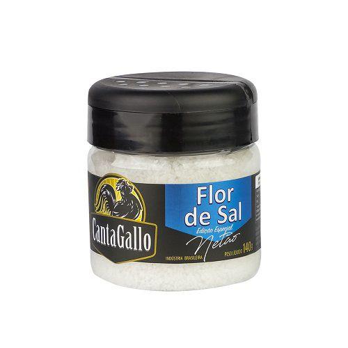 Flor de Sal 140g Ed. Especial Netão Cantagallo