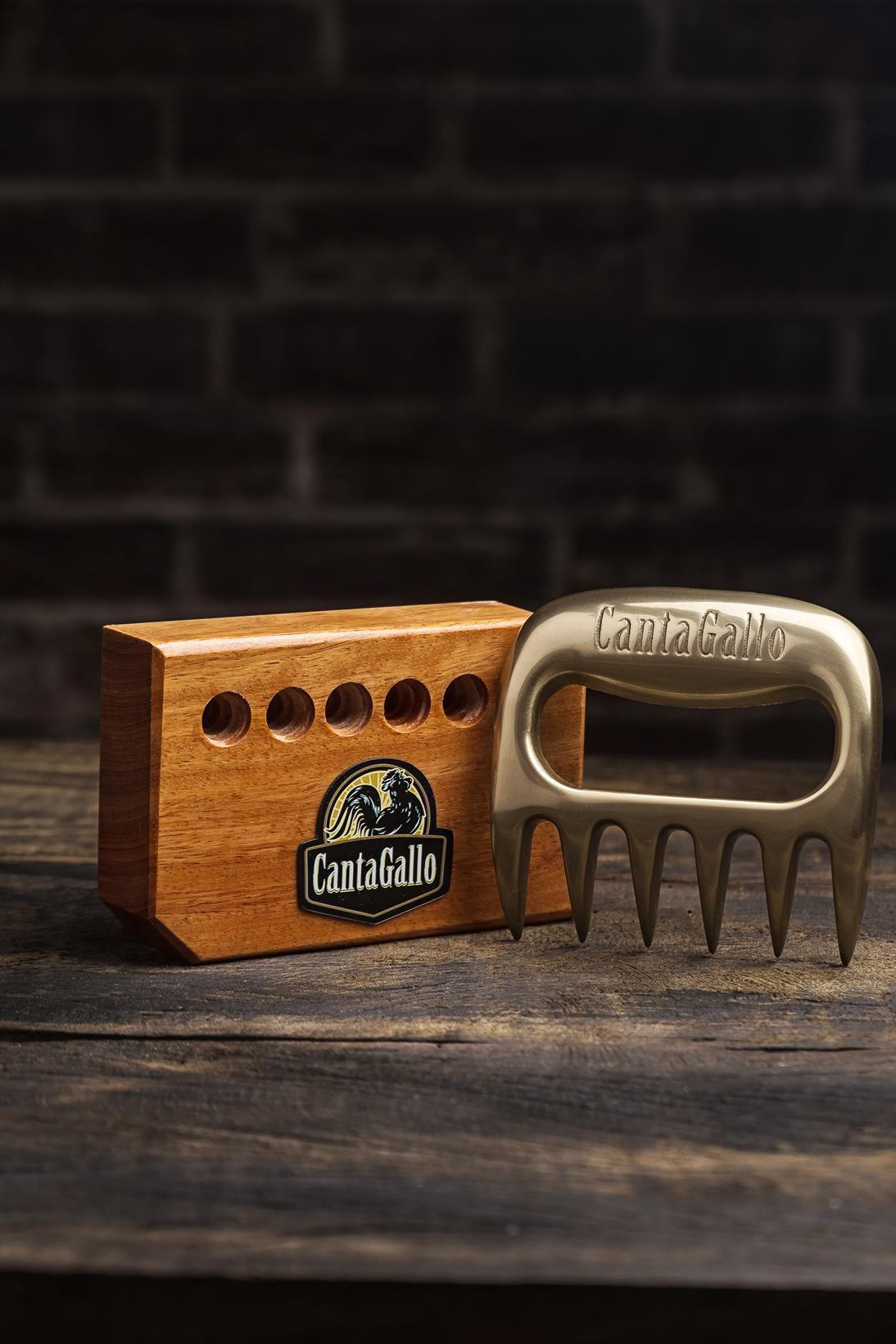 Garra de Urso Cantagallo Dourada  - Chitao Store