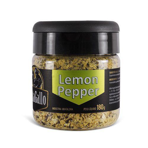 Lemon Pepper 180g Cantagallo