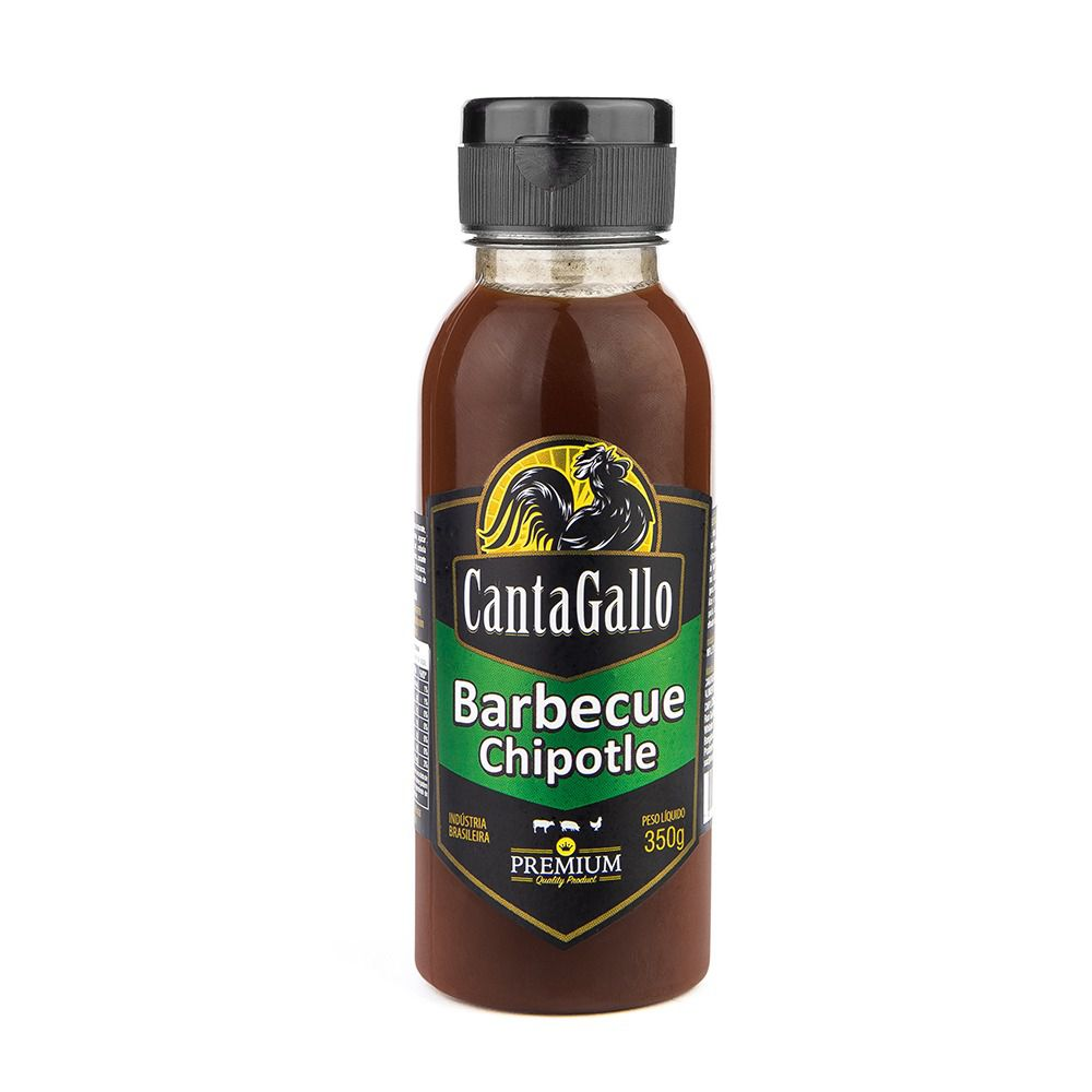 Molho Barbecue Chipotle 350 g