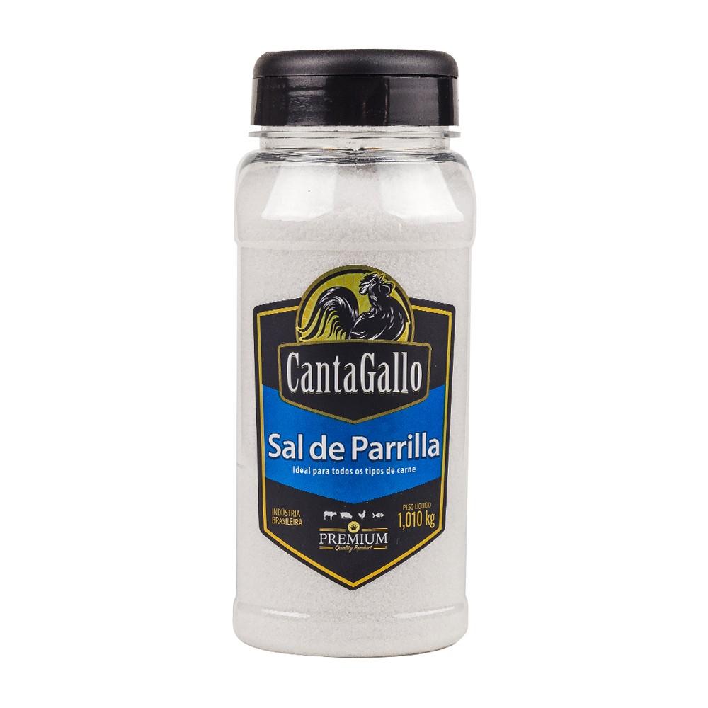 Sal de Parrilla Argentino 1kg Cantagallo