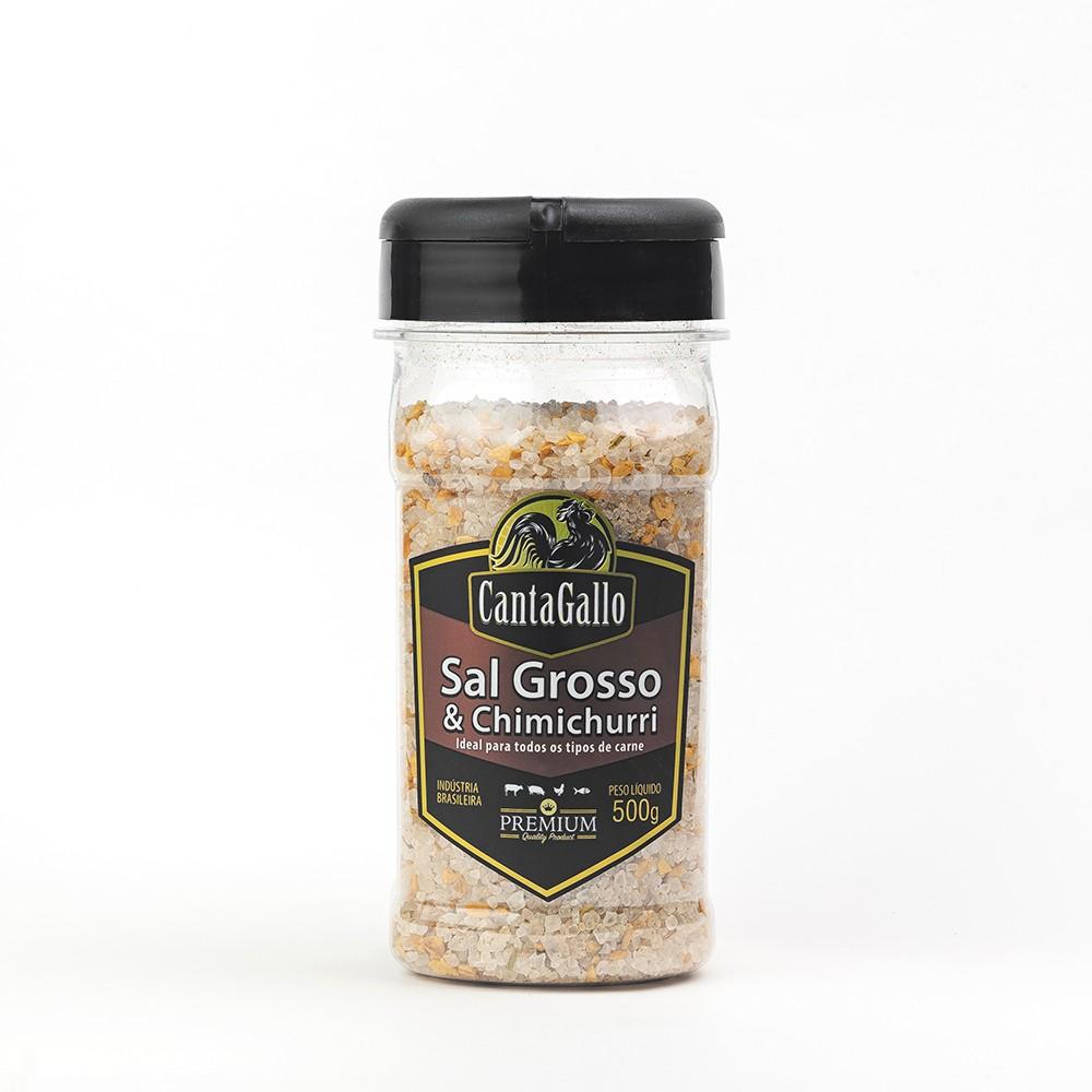Sal Grosso & Chimichurri 500g Cantagallo