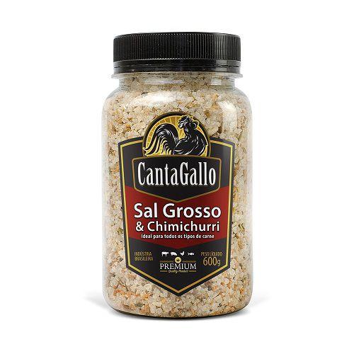 Sal Grosso & Chimichurri 600g Cantagallo