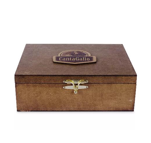 Tridente BBQ Cantagallo com Caixa de Presente  - Chitao Store
