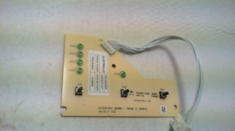 PLACA POT 70202905 + PLACA INTERFACE 64502207  LTE12