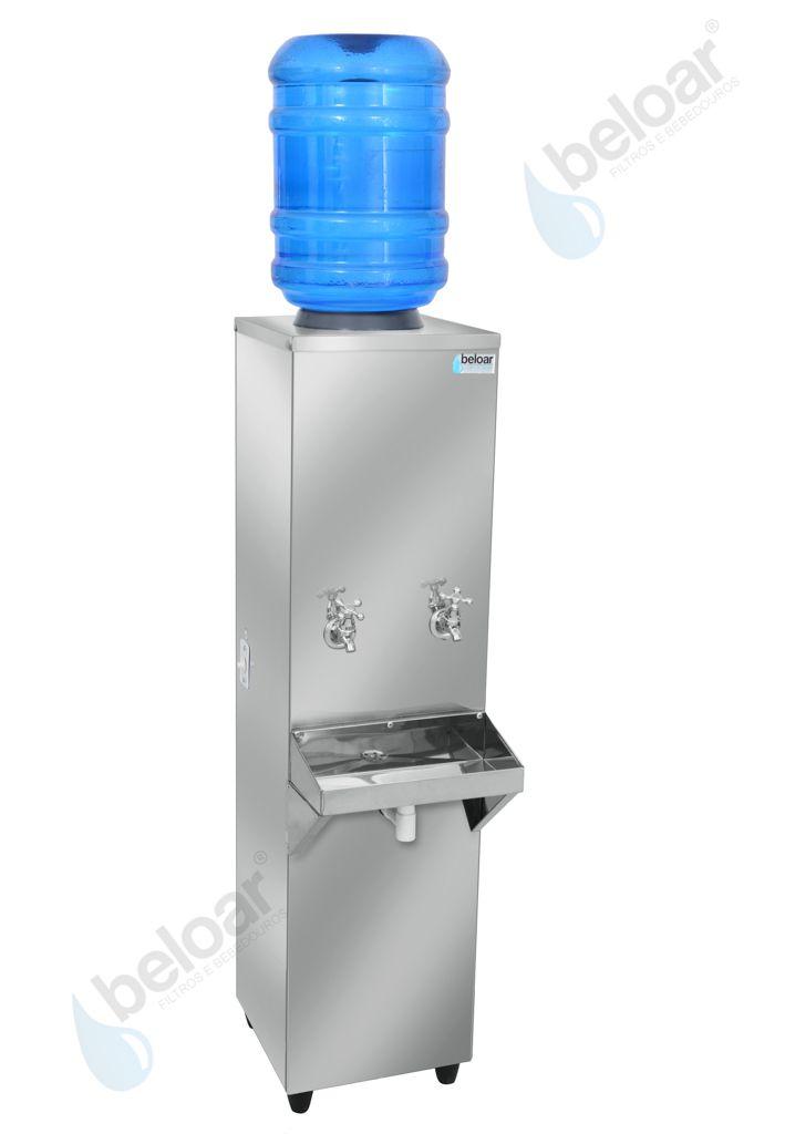 Bebedouro Industrial de Galão Coluna 20 Litros