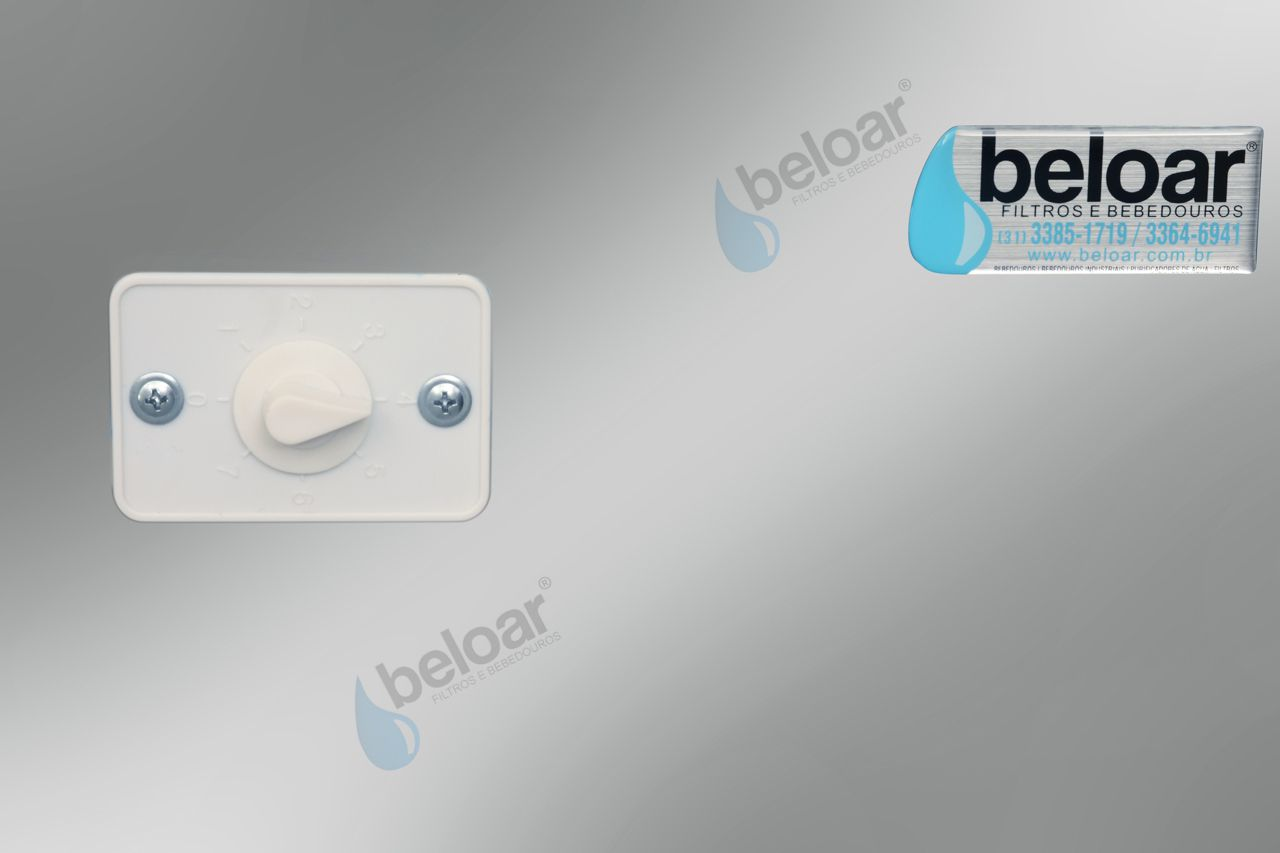 Bebedouro Industrial Beloar Suspenso 200 litros + Cuba Inox