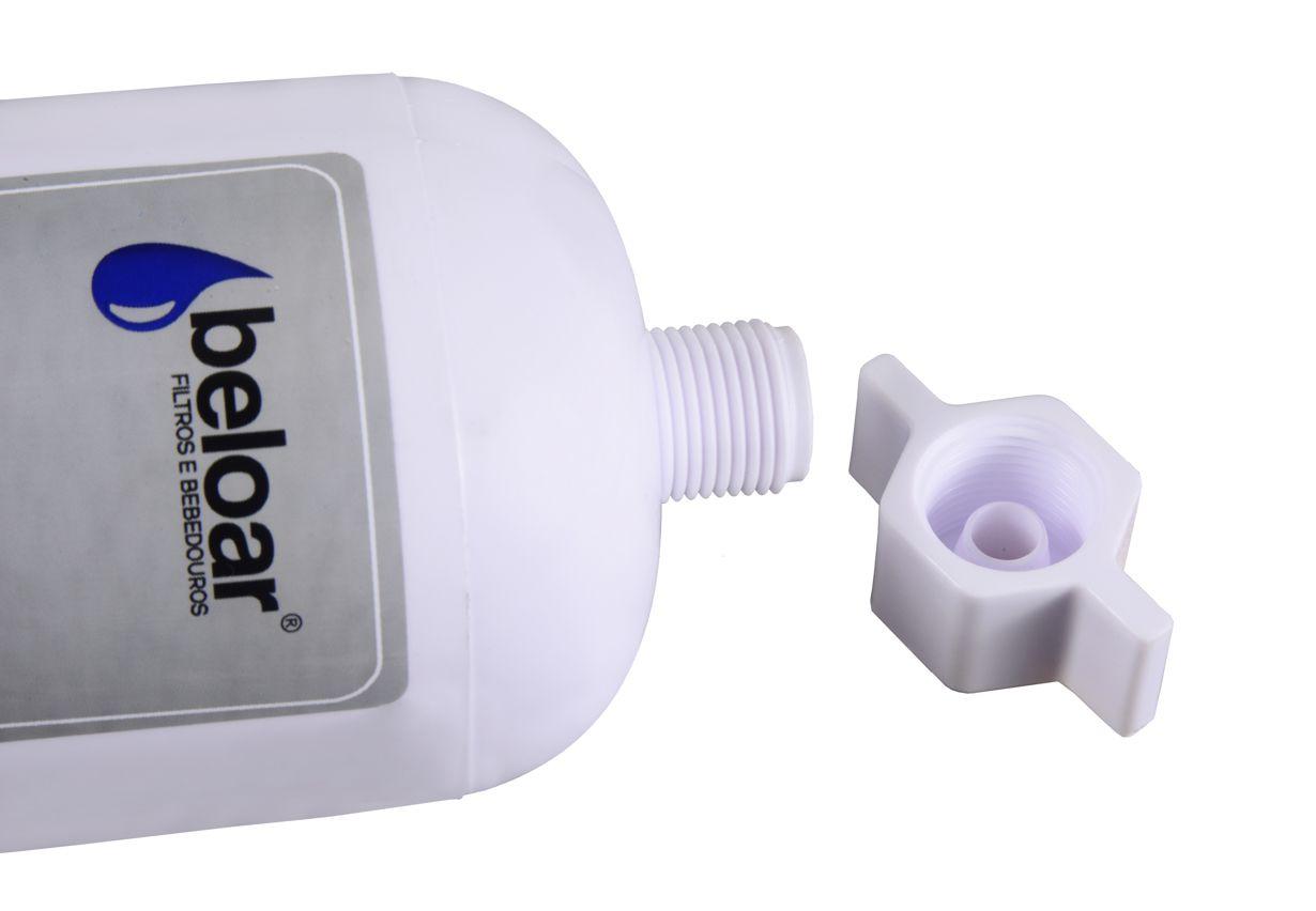 Filtro Beloar 2 – Elemento Filtrante Carvão Ativado para purificadores SOFT EVEREST