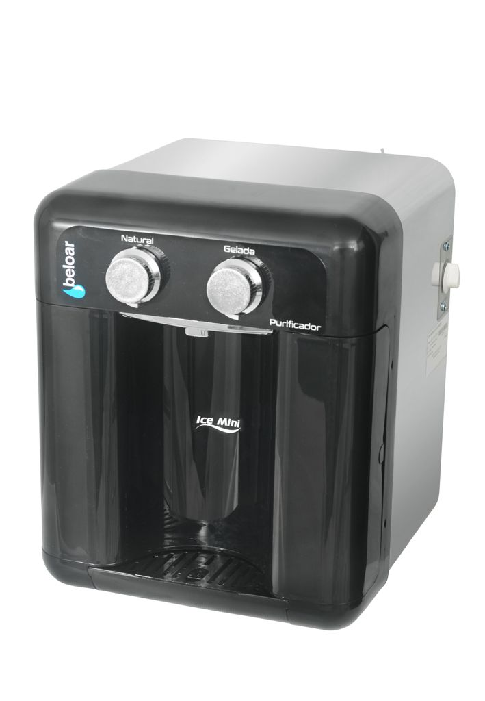 Purificador De Agua Beloar Ice Mini Preto