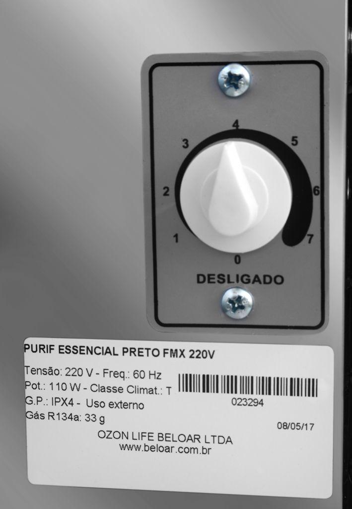 Purificador De Agua Beloar Ice Mini com Ozônio (O³) M01