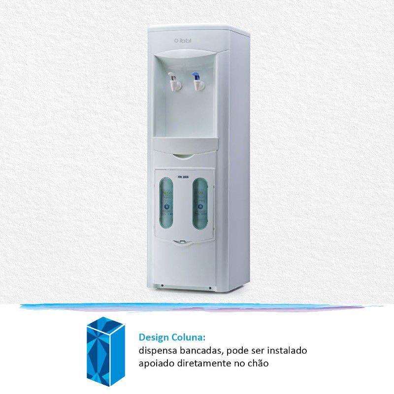 Purificador de Água PFN 2000 IBBL Branco
