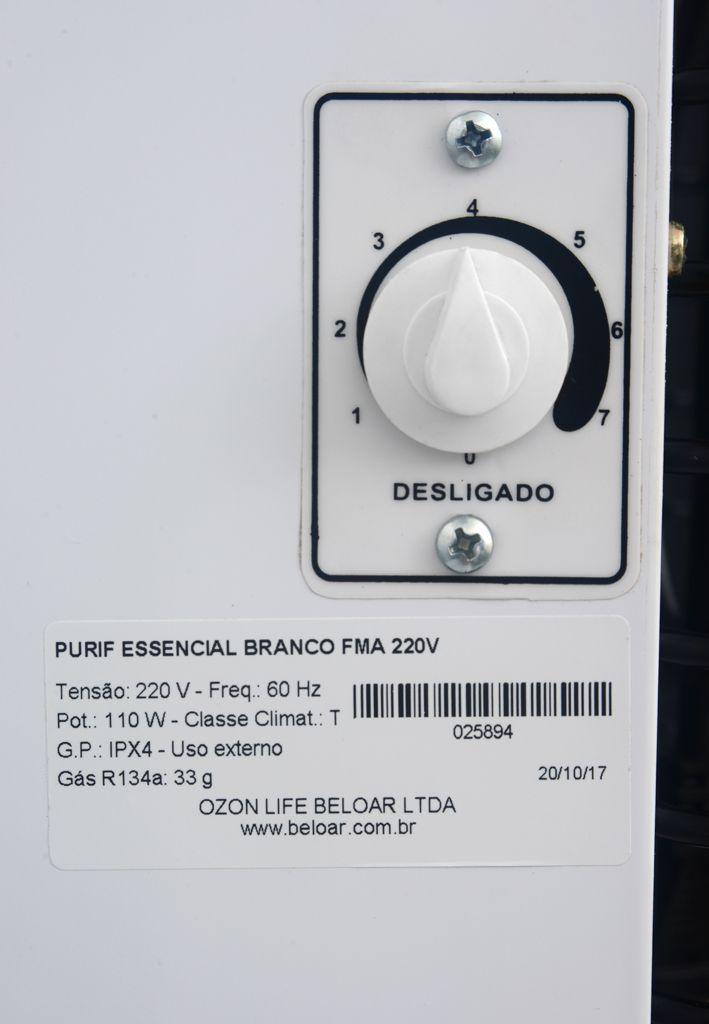 Purificador De Agua Ice Mini com Ozônio (O³) M 01