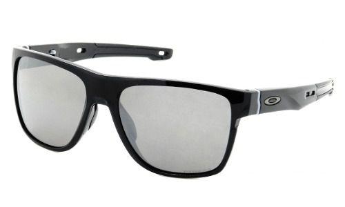 Óculos De Sol Oakley Crossrange Oo9360-0758 Polarizado