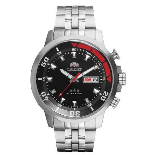 efed6fda80f Relógio Orient Masculino Automático 469ss058 P1sx - Omega Ótica e ...