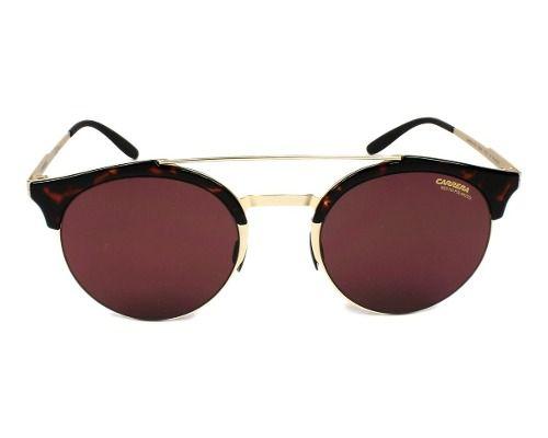bb95686f8d661c Óculos De Sol Carrera Unissex 141 s Aozw6 - Omega Ótica e Relojoaria