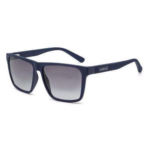 ab627f832 Oculos De Sol Masculino Colcci Paul C0062 I3633 Azul Fosco - Omega ...