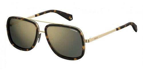 Óculos De Sol Polaroid Pld6033/s 086lm Marrom Polarizado